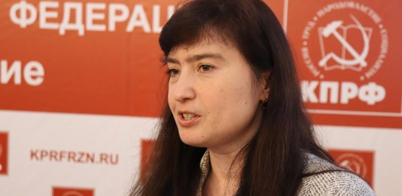 Депутаты-коммунисты Рязанской гордумы выступили против поспешной реорганизации социально значимых муниципальных предприятий