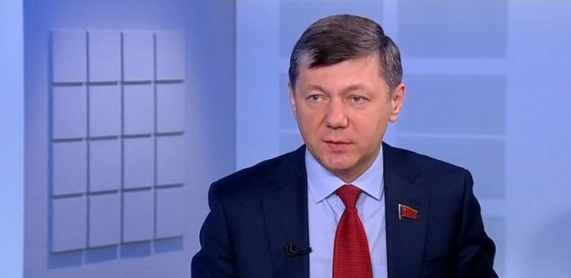 Д.Г. Новиков на телеканале НТВ: «Противостоять угрозам может только сильная страна»
