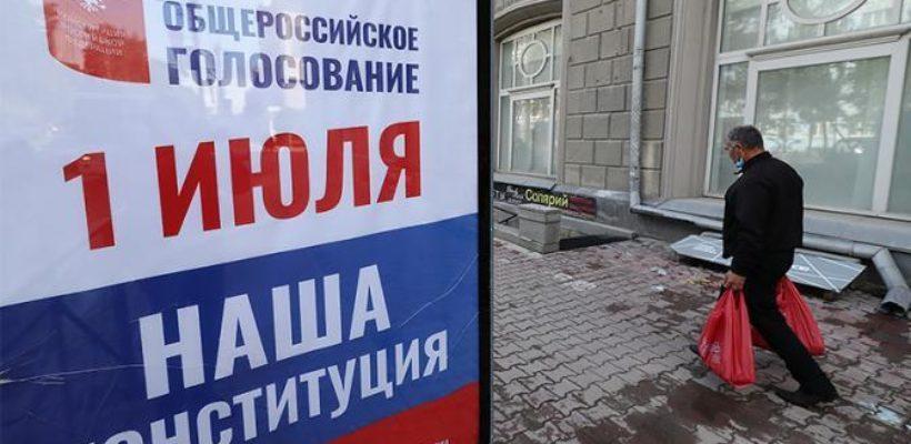 Сергей Обухов - «Свободной прессе»: Голосование по Конституции: Путин, возможно, получит нужный результат, но признают ли его россияне?