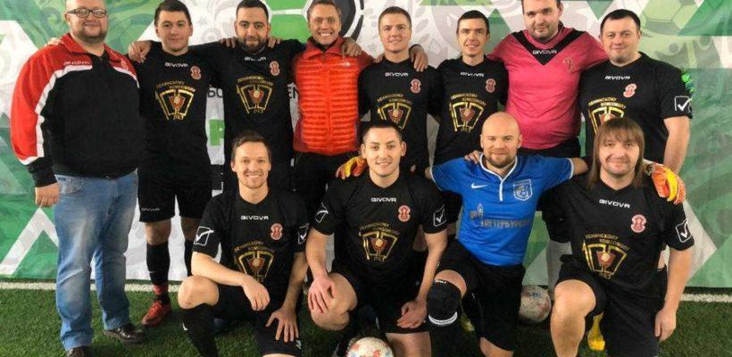 Футбольный клуб КПРФ стал обладателем серебряного кубка PFC