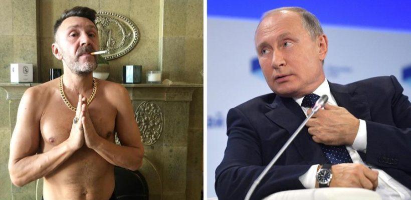 Сергей Обухов про самое главное в посланиях «глубинному народу» от Шнура и Путина