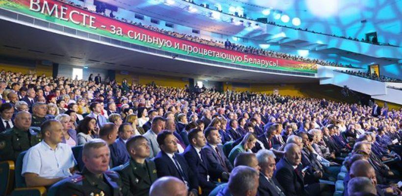 Г.А. Зюганов: Мы с тобой, родная Белоруссия! Размышления накануне Всебелорусского народного собрания