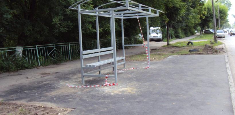 Депутаты-коммунисты помогли жителям города по вопросу установки остановочного пункта