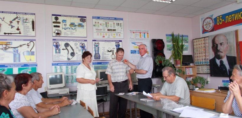 Совещаются коммунисты Милославского района