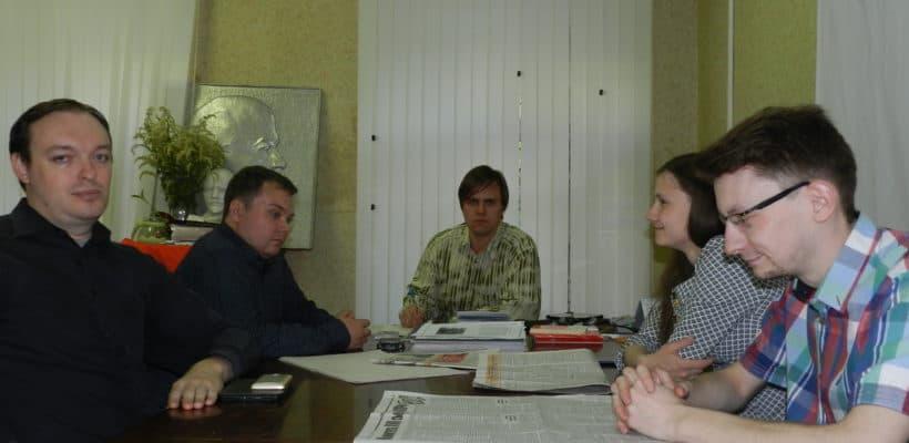 Комсомольцы Советского района обсудили политический отчёт ЦК КПРФ