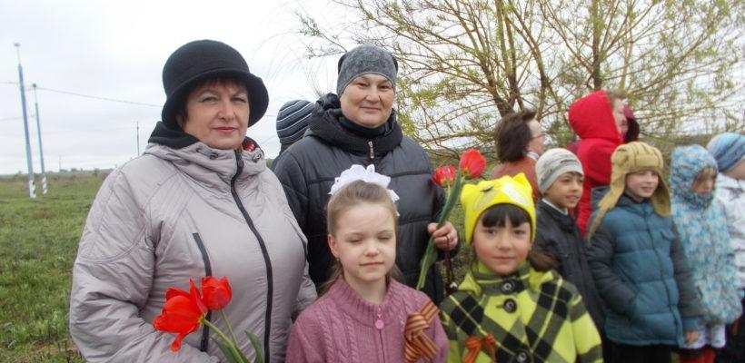День Победы в Захарово