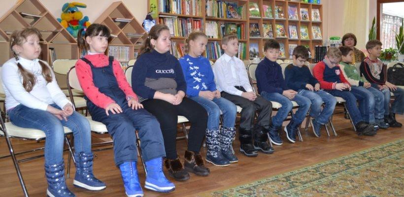 Праздник «Дорогою добра» в Рязанской областной детской библиотеке