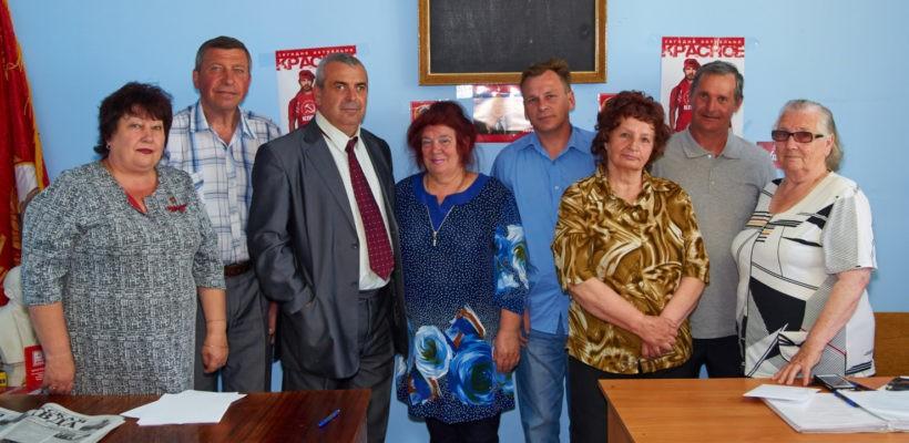 В районных отделениях КПРФ продолжаются семинары по выборам в органы местного самоуправления