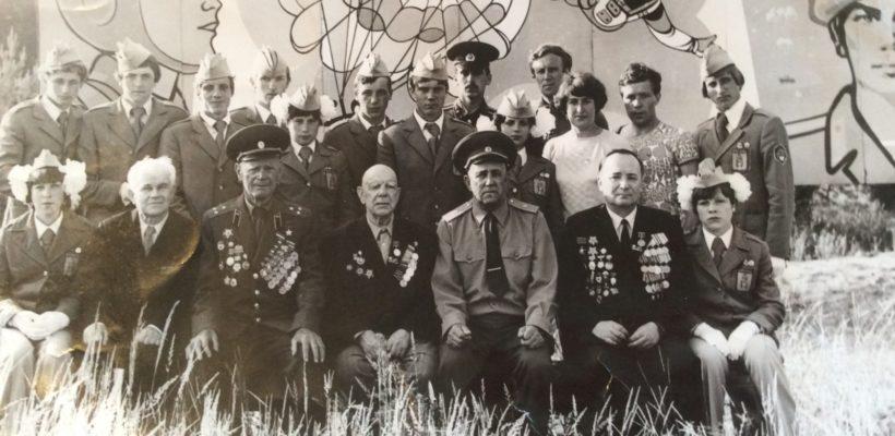 Сасовские коммунисты поздравили первого секретаря Сасовского райкома КПРФ Г.Н. Гнускину с Днём Космонавтики