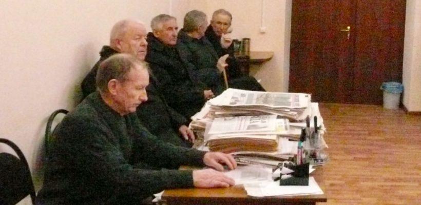 Совещание секретарей первичных организаций Сасовского горкома