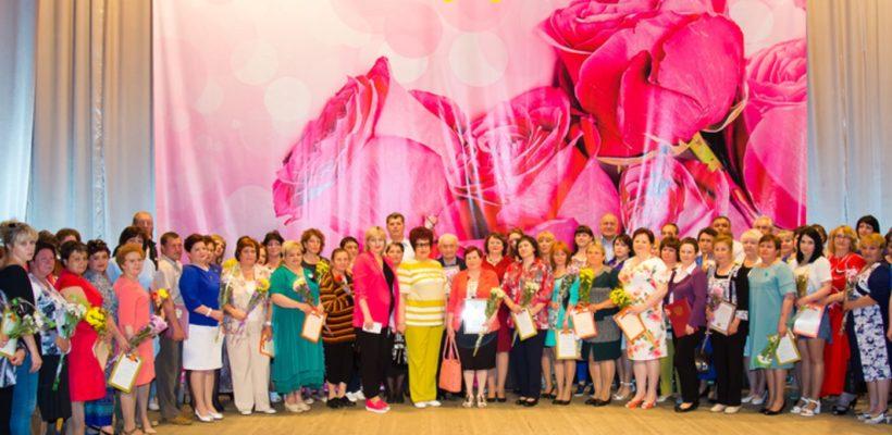 Г.Н. Гнускина поздравила сасовчан с Днём медицинского работника