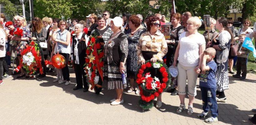 День Победы в Спасске