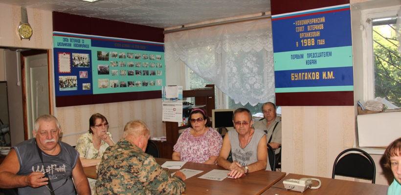 Рабочая поездка секретарей Рязанского обкома КПРФ в Пронский район