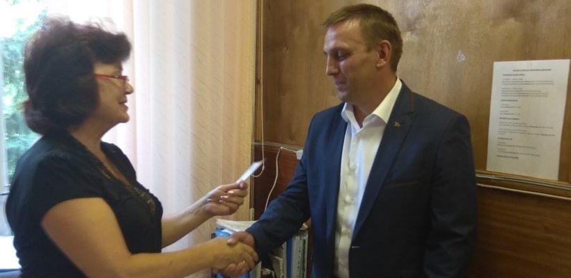 Андрей Любимов зарегистрирован кандидатом на довыборы в Рязанскую областную Думу