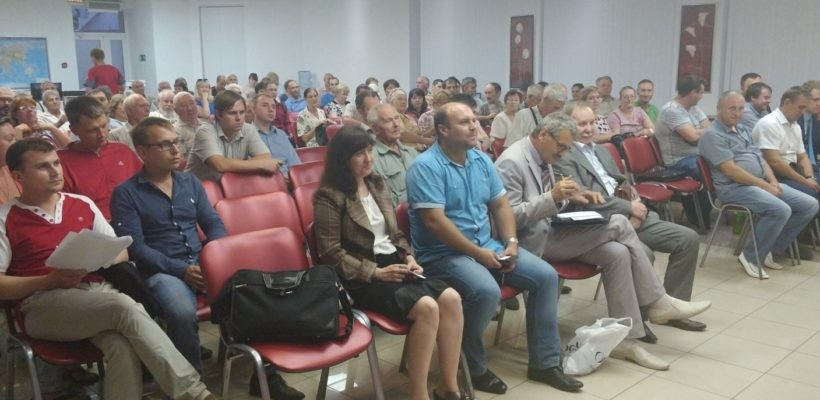 В Рязани прошло собрание региональной подгруппы по проведению референдума против повышения пенсионного возраста