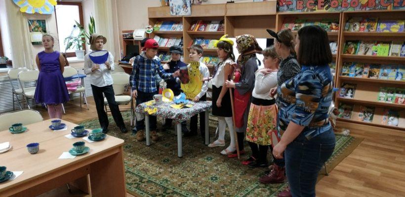 Дарим добро детям. Коммунисты пришли в гости к воспитанникам коррекционной школы