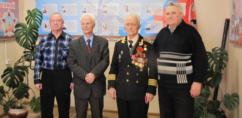 Столетие Красной Армии торжественно встретили в Касимове
