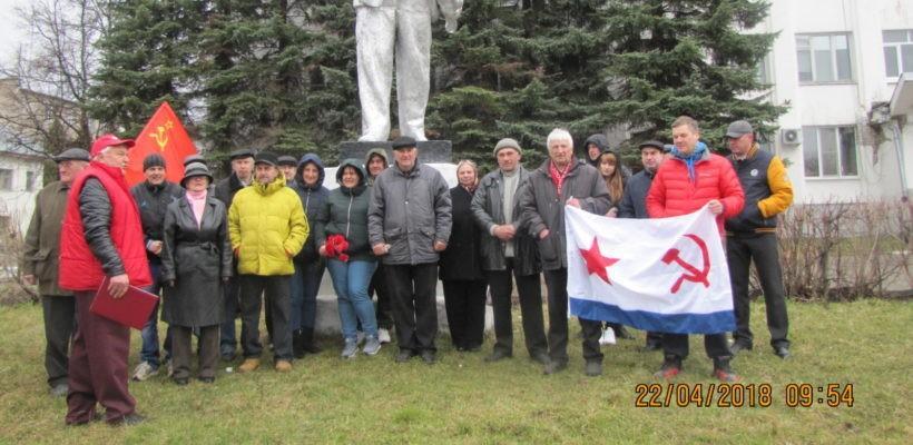 Касимовские коммунисты провели пленум в день рождения В.И. Ленина