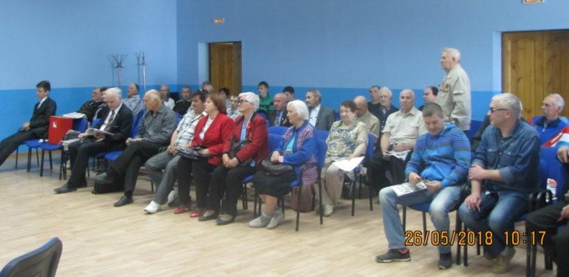 Состоялась XXXVIII отчётно-выборная Конференция в Касимовском городском отделении КПРФ
