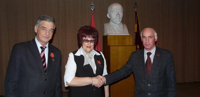 Пленум Сасовского ГК КПРФ подвёл итоги выборы и поставил задачи по повышению эффективности агитационной работы