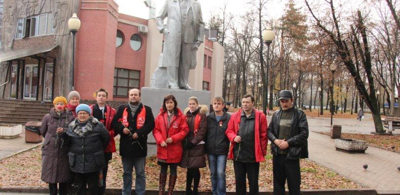 Ленин и комсомол – неразделимы