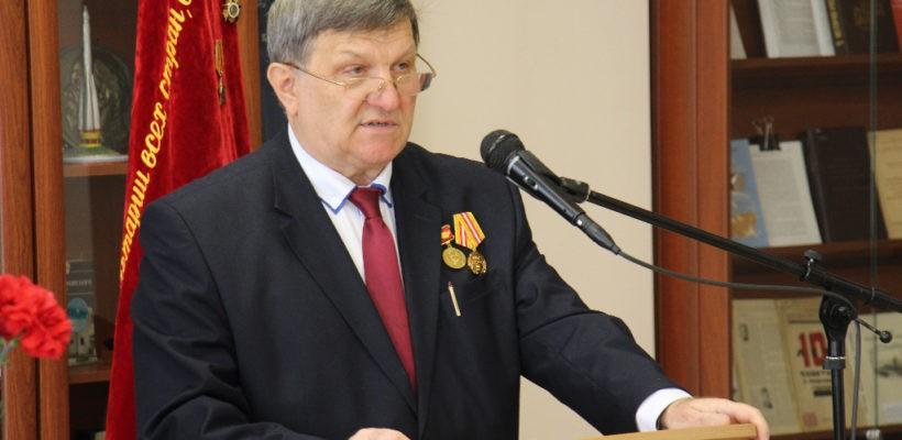 В Рязани состоялось торжественное собрание, посвященное 100-летию газеты «Приокская правда»