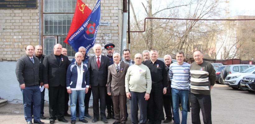 Подвиг чернобыльцев не забыт