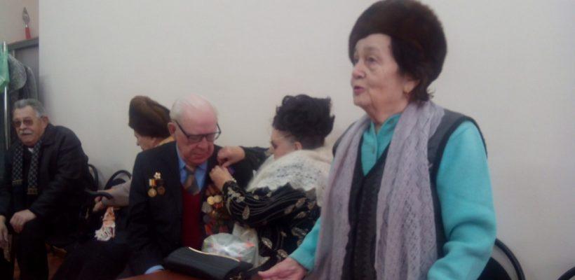 В Сасово состоялось торжественное собрание в честь 139-й годовщины со дня рождения И.В. Сталина