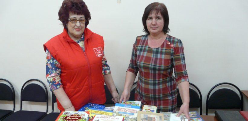 В Сасово подвели итоги акции «Подари книгу детям»