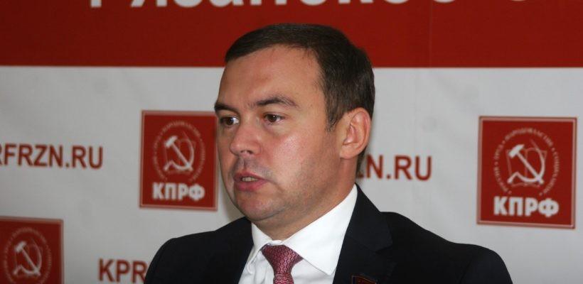 Юрий Афонин в Рязани: КПРФ предлагает реальную программу вывода страны из кризиса
