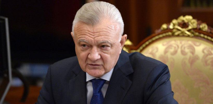 Губернатор Рязанской области Олег Ковалёв сложил полномочия