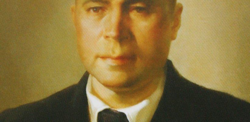 12 августа исполнится 110 лет со дня рождения Алексея Николаевича Ларионова