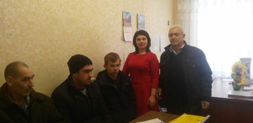Молодёжь пополняет ряды Сараевской организации КПРФ