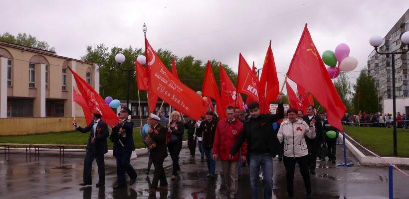 День Победы в Сасово