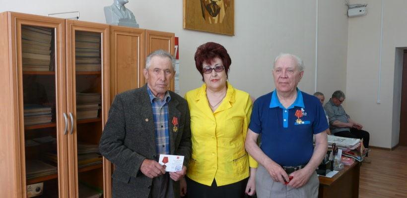 Партийное собрание ветеранов в Сасовском горкоме КПРФ
