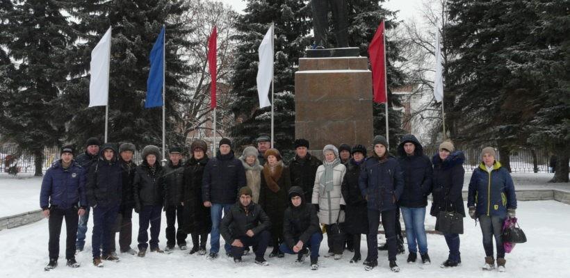 Сасовские коммунисты считают 21 января памятной траурной датой в жизни партии