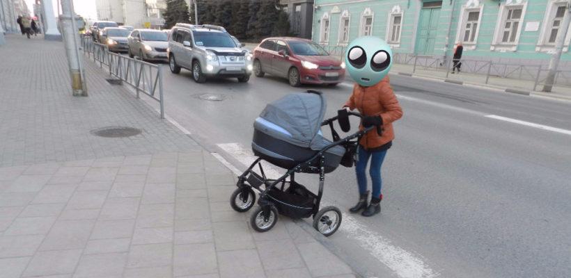 Пешеходный переход к улице Почтовой станет доступен для колясочников