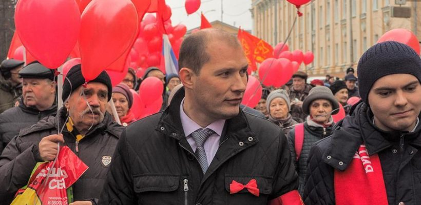 Мы не допустим судилища над лидером коммунистов Карелии Евгением Ульяновым! Заявление Председателя ЦК КПРФ Геннадия Зюганова