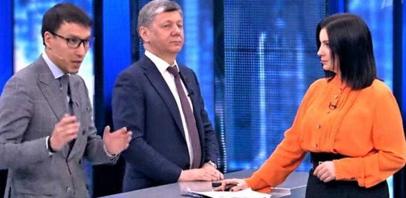 Дмитрий Новиков в эфире Первого канала: «Мир должен вспомнить советский опыт»