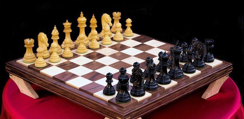 Курс по шахматам. Урок 3