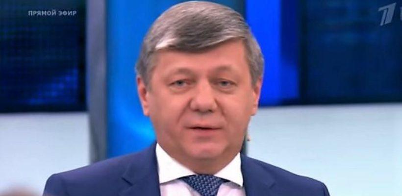Дмитрий Новиков на Первом канале представил книгу Г.А. Зюганова, напомнив о вкладе КПРФ в борьбу с антисоветизмом и русофобией