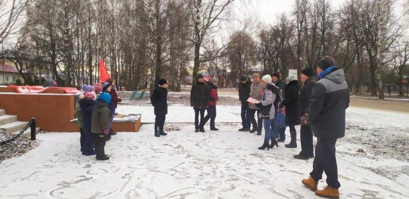 Касимовская пионерия продолжает пополнять свои ряды