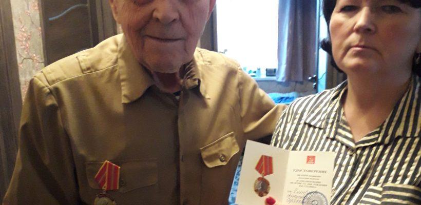Клепиковские коммунисты всегда помнят ветеранов Великой Отечественной войны