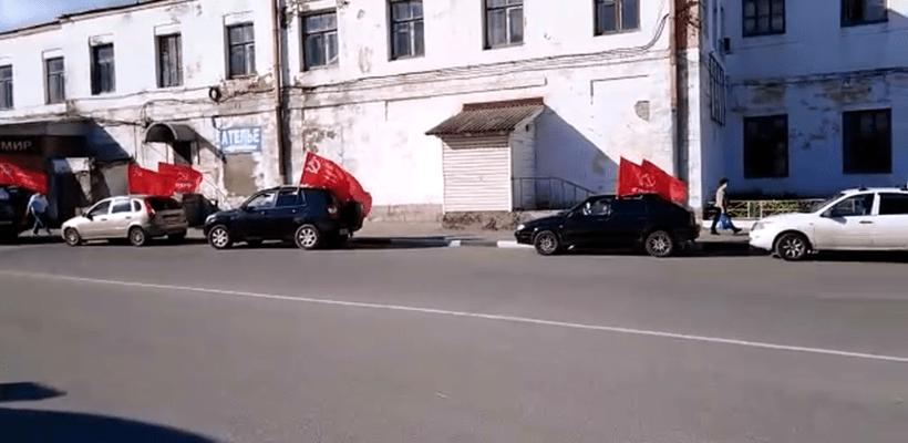 """Всероссийская акция """"Звук Победы"""" в Сасово"""