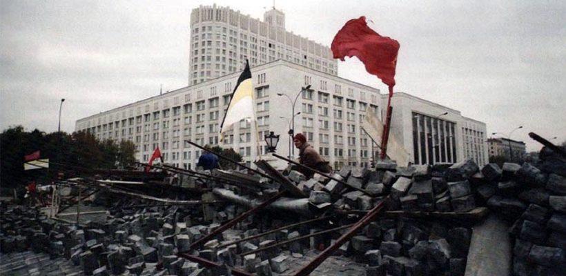 Капитализм, стреляющий в Россию. Статья Г.А. Зюганова