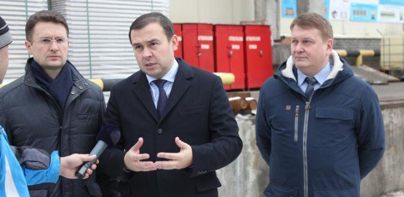 Депутаты Госдумы от КПРФ Юрий Афонин и Владимир Блоцкий посетили город Дзержинск