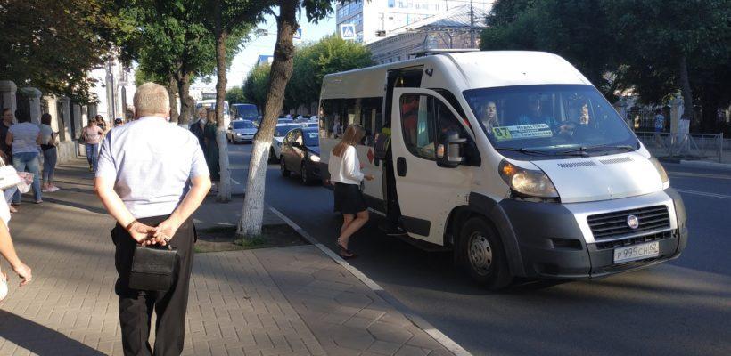 Очередная проблема с общественным транспортом