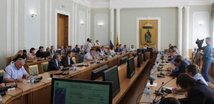 Отчёт о деятельности администрации города Рязани за 2018 год