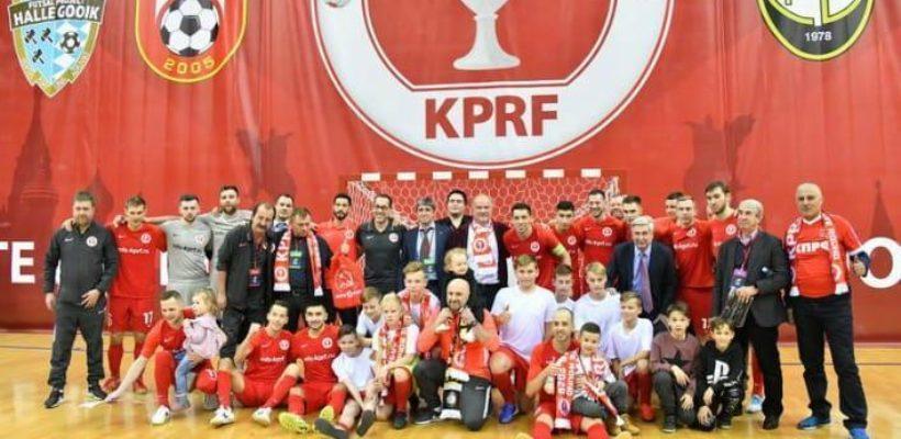 «Мы – чемпионы!». Видеофильм о спортивных достижениях мини-футбольного клуба КПРФ