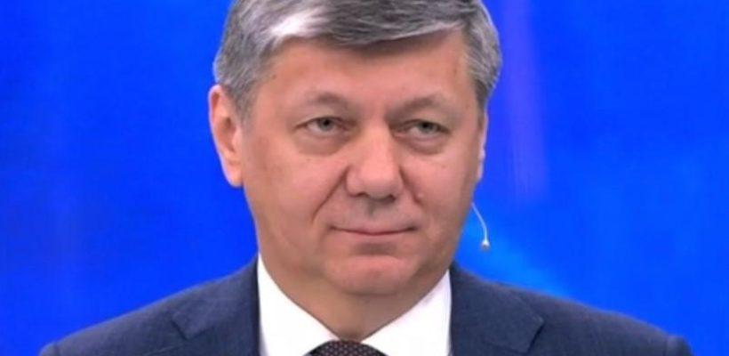 Д.Г. Новиков на Первом канале: «Только левый проект решит проблемы страны»